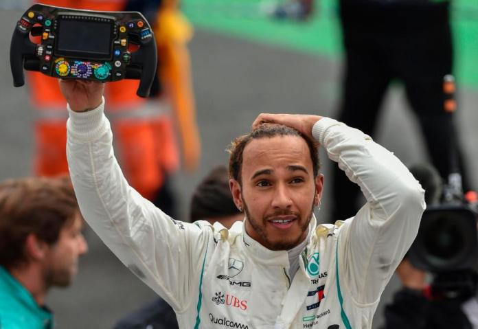 Lewis Hamilton Crowned Formula One World Champion For Fifth Time 1