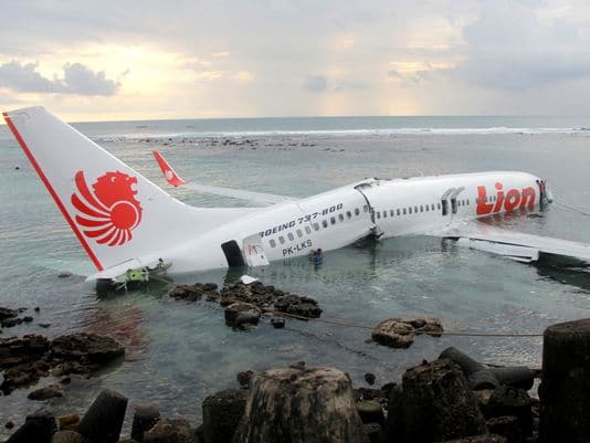 Lion Air Crash: Indonesian Plane Carrying 186And Two Babies Crashes Into Ocean 1