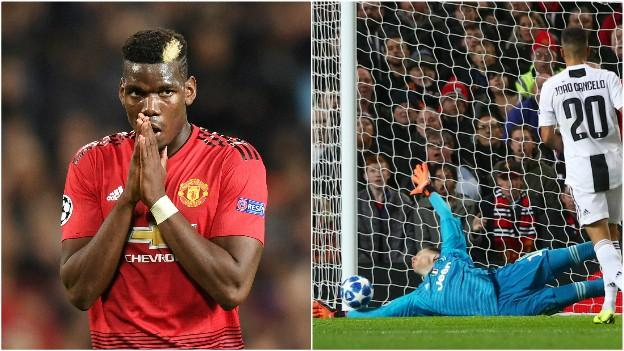 Cristiano Ronaldo And Paulo Dybala Combine As Juventus Outclass Manchester United At Old Trafford 4