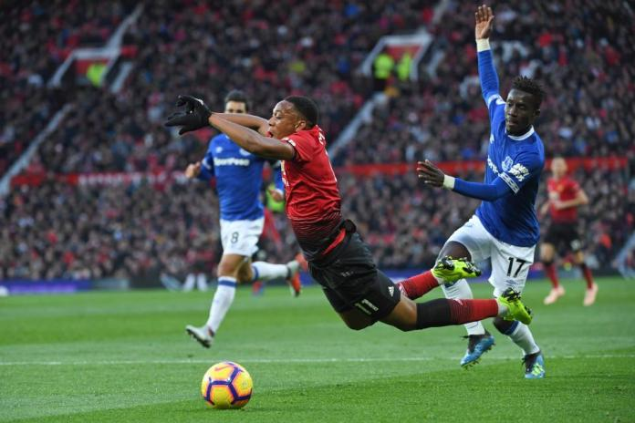 Manchester United 2 Everton 1: Pogba & Martial Score As Red Devils Win At Old Trafford 1
