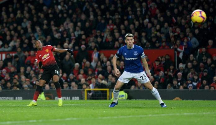 Manchester United 2 Everton 1: Pogba & Martial Score As Red Devils Win At Old Trafford 3