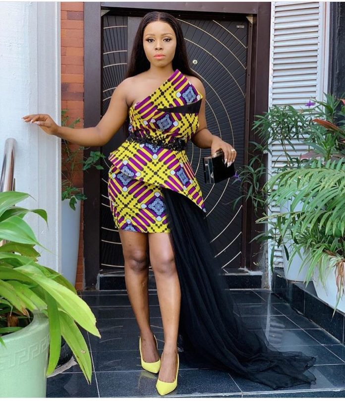 Ankara Styles: Modern Styles To Start Your Week With 6
