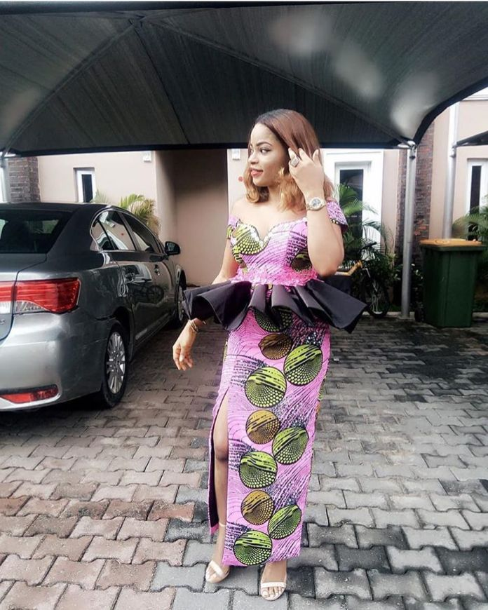 Ankara Styles: Modern Styles To Start Your Week With 7