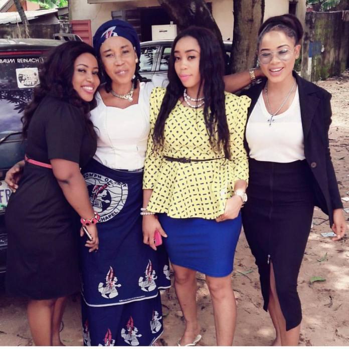 BB Naija Nina Celebrates Her Mom's Birthday In Grand Style 1