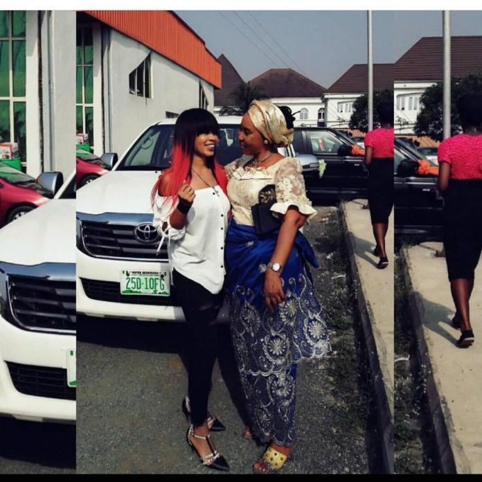 BB Naija Nina Celebrates Her Mom's Birthday In Grand Style 2
