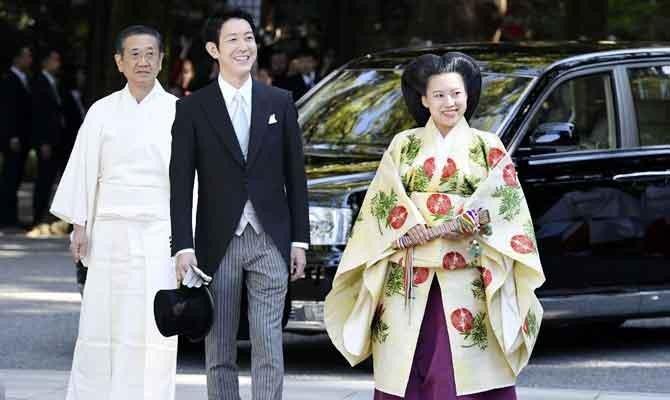 True Love! Japan's Princess Ayako Gives Up Royal Status To Marry Commoner 3