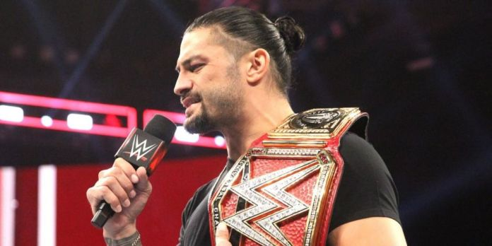 #ThankYouRoman! WWE Champion Roman Reigns Reveals He Has Cancer...Relinquishing His Title 1
