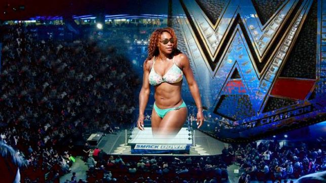 Serena Williams Wanted By The WWE To Step Into The Ring And Become A Wrestler 1