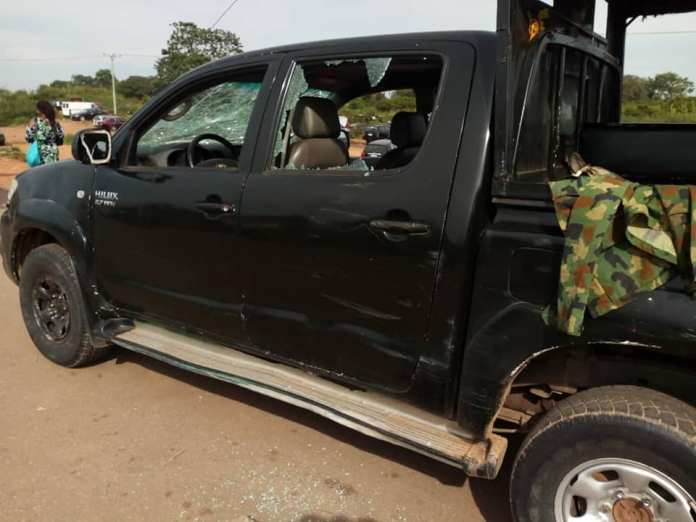 Shiites Members Attack Soldiers In Abuja With Stones, Attempt To Steal Weapons 3