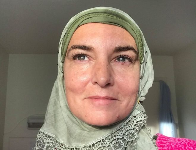 Masha Allah! Singer Sinéad O'Connor Converts To Islam 1