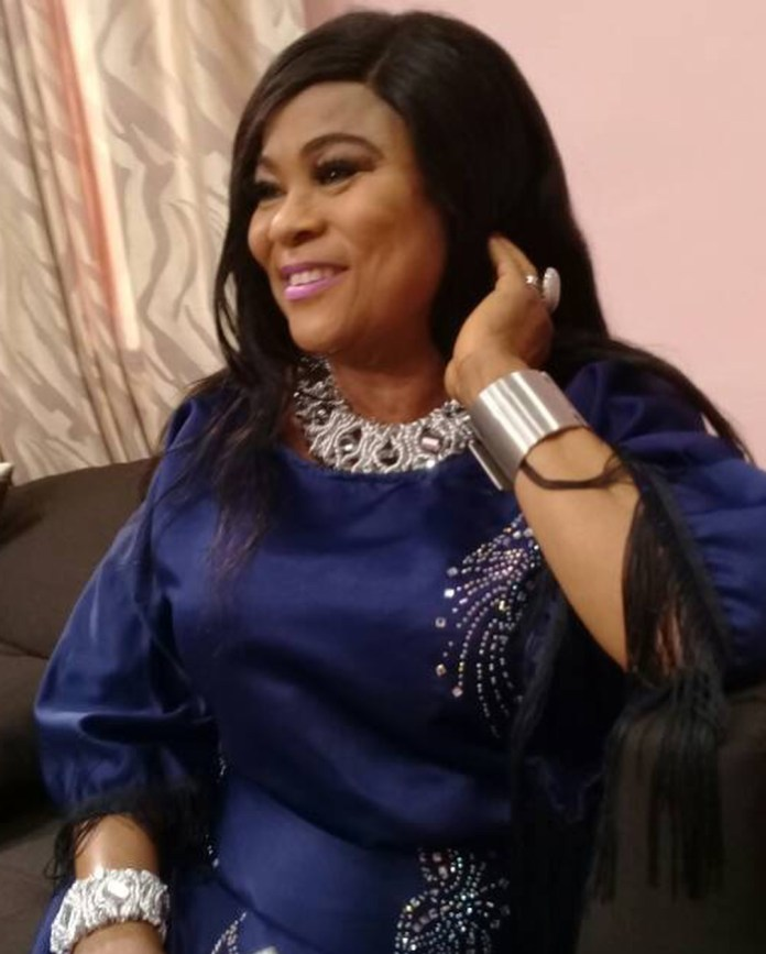 WCW: Fearless & An Epitome Of Motherhood Are The Right Words To Describe Sola Shobowale 1