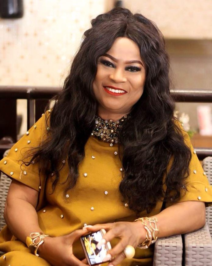 WCW: Fearless & An Epitome Of Motherhood Are The Right Words To Describe Sola Shobowale 3
