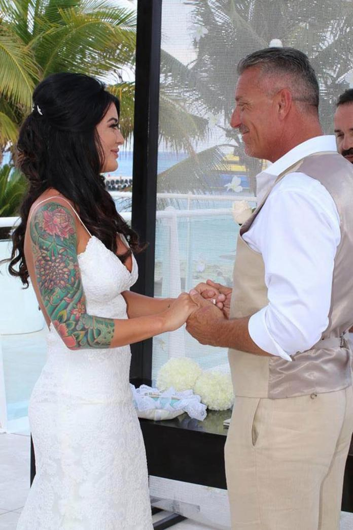 Woman Marries Her Best Friend's Father, Who's Twice Her Age 5