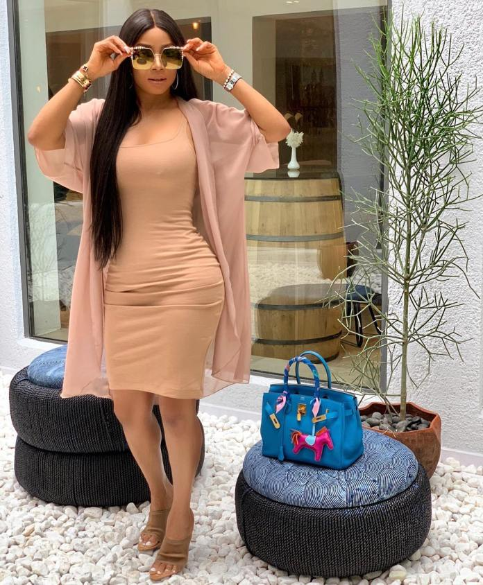 5 Times Toke Makinwa Has Given Us Weekend Outfit Inspirations 1