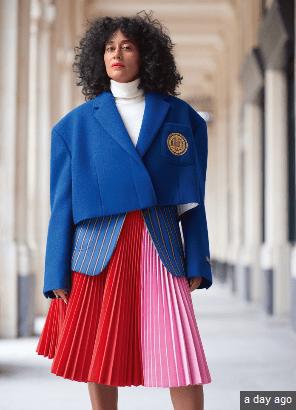 Tracee Ellis Ross Covers InStyle's November Issue koko tv ng 2