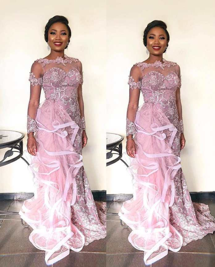 Aso Ebi Style: Unconventional Styles You Will Totally Adore 4
