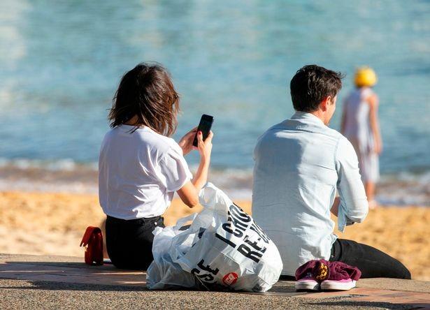 Victoria Beckham Enjoys Family Getaway On A Beach In Australia 2