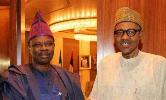 Ibikunle Amosun Declares Support For Buhari & Thrashes Rumours 4