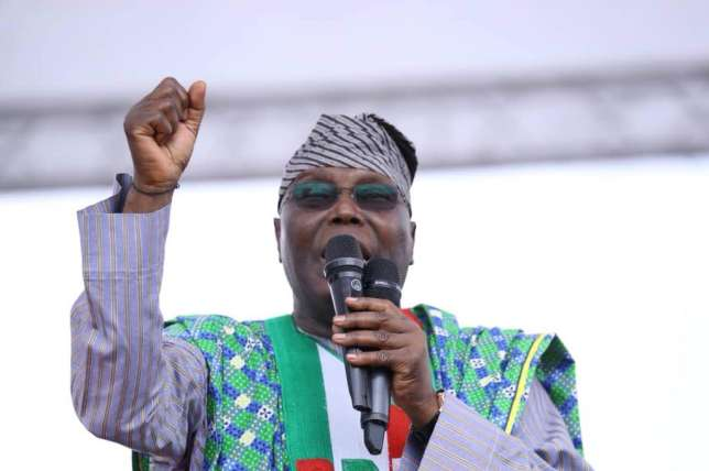 Happy! Atiku Joyous After Polls Shows He Will Defeat Buhari In 2019 Presidential Election 1