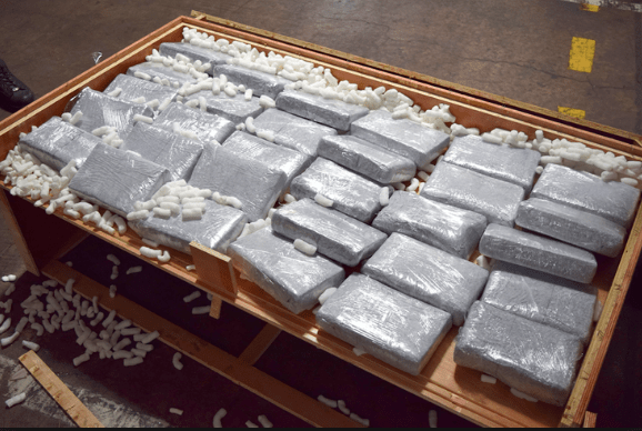 Owners Of Illegal Drugs, Tramadol and Other Goods Offered Us Bribe Worth N150millon- Says Customs 2