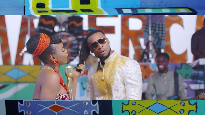 Twitter Fans Not Feeling Flavour & Yemi Alade New Song, Calls It Akamu 2
