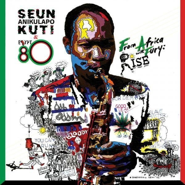 Fela Anikulapo Kuti's Son Seun Kuti Nominated For Grammy Awards 2