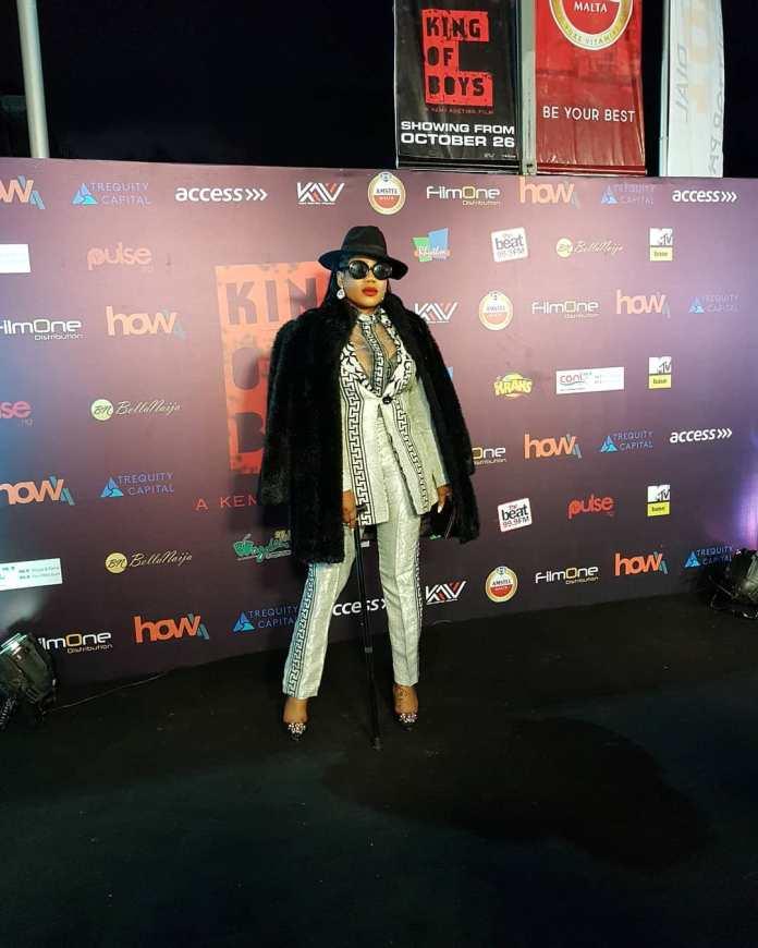 The Insider: Stunning Photos From Kemi Adetiba's 'King Of Boys' Premiere 1