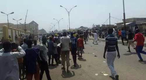 Kaduna State Government Re-Imposes 24 Hour Curfew 1