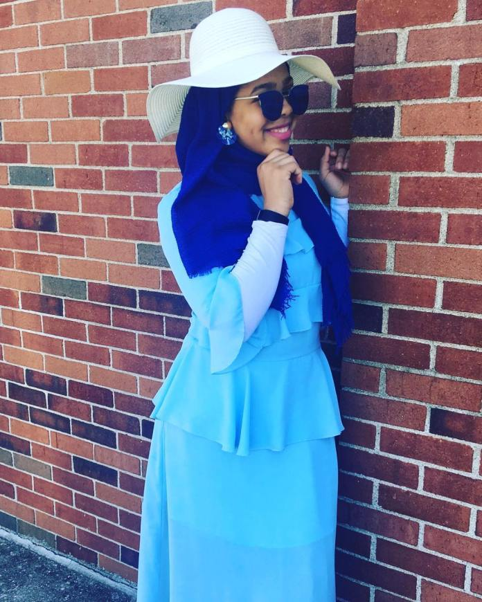 Muslimah Style: Laylah Gorgeously Slays In Beautiful Modest Outfits 2