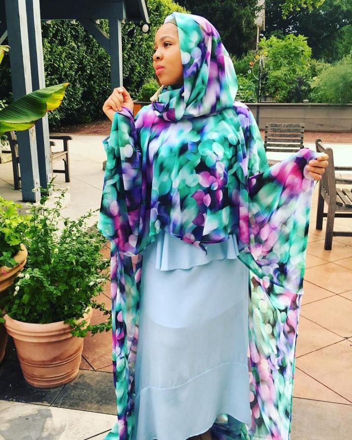 laylah muslimah style koko tv ng