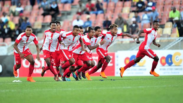 Just In: Madagascar Qualifies For Africa Cup of Nations 1