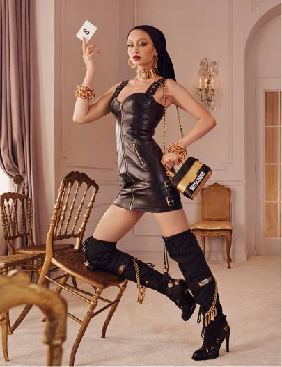 Exclusive First Look At The Moschino And H&M Fashion Collections 4