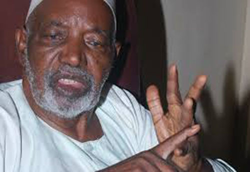 Don't Vote For PDP Back To Power - Balarabe Musa 1