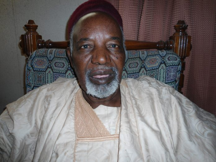 Don't Vote For PDP Back To Power - Balarabe Musa 3