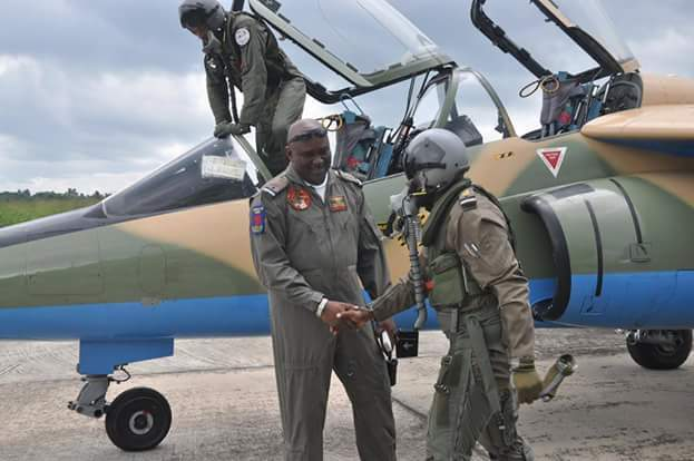Nigerian Air Force Wings It's 91st Combat Pilot In Three Years 3