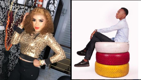 Bobrisky Is My Inspiration : James Brown A.K.A. ''They Didn't Caught Me'' 3