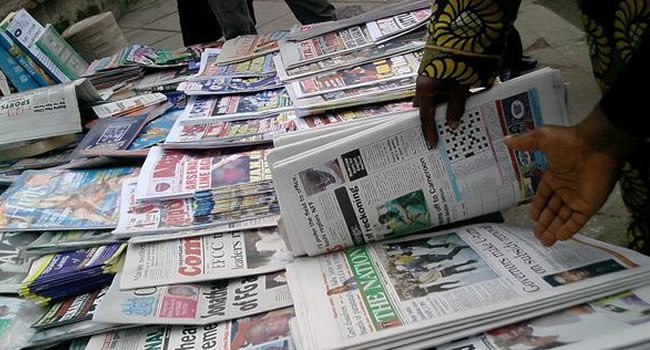 I'm Very Disappointed In The Nigerian Press - President Buhari 2