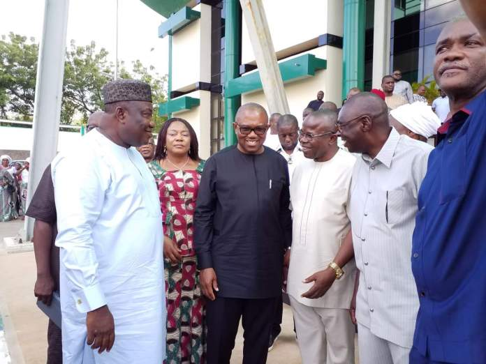 The Race Is On! Peter Obi Seeks South-East PDP Leaders' Support 2