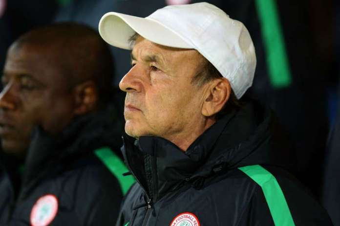 I Can't Promise Nigerians To Lift The 2019 AFCON In Cameroon - Rohr 3