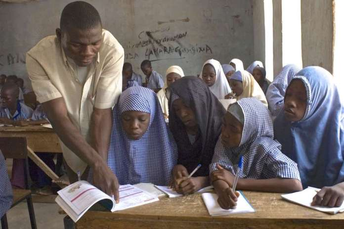 By 2019 Only Qualified Teacher Will Be In Class Rooms - FG 3