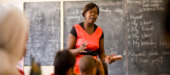 By 2019 Only Qualified Teacher Will Be In Class Rooms - FG 4