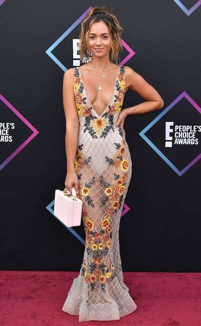 2018 People's Choice Award: See The Best Dressed Celebrities On The Red Carpet 17