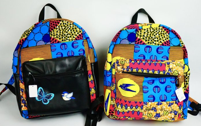 Ankara Style: Trending Colourful Bag Designs That Will Make Your Friends Green With Envy 3