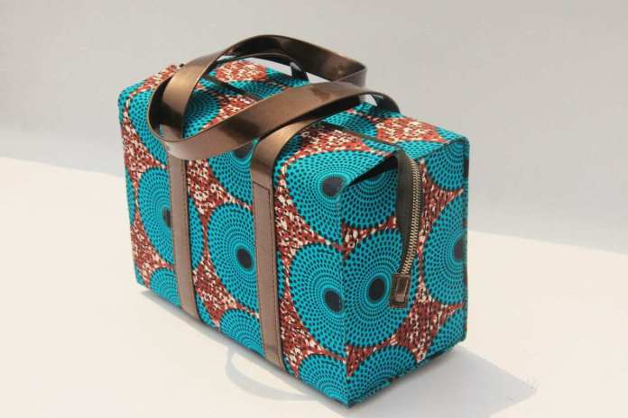 Ankara Style: Trending Colourful Bag Designs That Will Make Your Friends Green With Envy 11