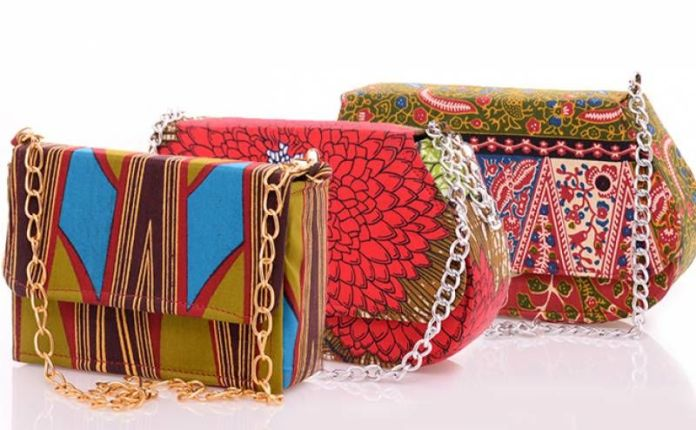 Ankara Style: Trending Colourful Bag Designs That Will Make Your Friends Green With Envy 2