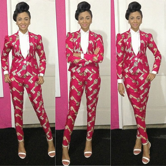 Ankara Style: Turn Heads In Stunning Vibrant Trouser Designs 4