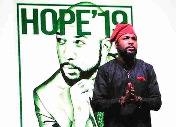 2019 Elections: I Will Publish My Salary And Allowances If Elected- Banky W 3