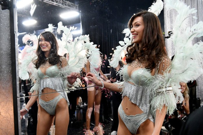 The Insider: Stunning Backstage Scenes From The Victoria's Secret Fashion Show 5