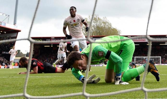 Bournemouth 1 Manchester United 2: Marcus Rashford Scores Dramatic Late Winner After Anthony Martial Equaliser 3