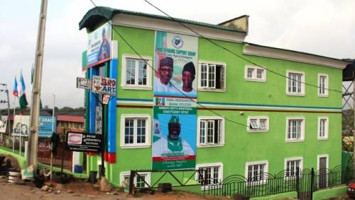 This Is The Unbelievable Reason President Buhari's South-West Campaign Office In Ibadan Was Closed 1